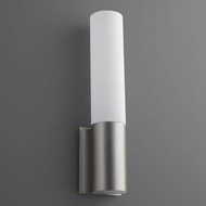 Oxygen 3-518-24 Magnum Contemporary Satin Nickel LED Wall Sconce Lighting