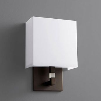 Oxygen 3-521-22 Chameleon Contemporary Oiled Bronze LED Wall Sconce