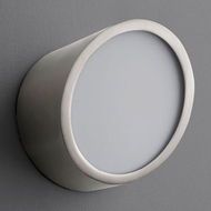Oxygen 3-560-24 Zeepers Contemporary Satin Nickel LED Wall Lighting
