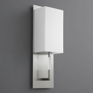 Oxygen 3-564-224 Epoch Contemporary Satin Nickel LED Wall Mounted Lamp