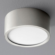 Oxygen 3-600-24 Peepers Contemporary Satin Nickel LED Home Ceiling Lighting
