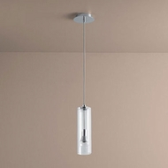 Oxygen 3-609-14 Gratis Contemporary Polished Chrome LED Mini Pendant Lighting
