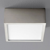Oxygen 3-610-24 Pyxis Contemporary Satin Nickel LED Ceiling Lighting