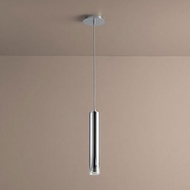 Oxygen 3-634-1314 Galaxy Contemporary Polished Chrome LED Mini Drop Lighting