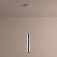 Oxygen 3-634-1414 Galaxy Contemporary Polished Chrome LED Mini Ceiling Light Pendant