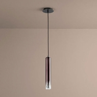Oxygen 3-634-2018 Galaxy Modern Gunmetal LED Mini Ceiling Pendant Light