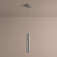 Oxygen 3-635-24 Idol Contemporary Satin Nickel LED Mini Pendant Lighting