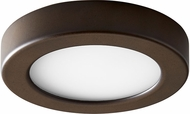 Oxygen 3-644-22 Elite Contemporary Oiled Bronze LED Indoor / Outdoor 5.5  Overhead Lighting Fixture