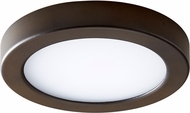 Oxygen 3-645-22 Elite Modern Oiled Bronze LED Indoor / Outdoor 7  Ceiling Lighting Fixture