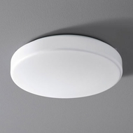 Oxygen 3-649-6 Rhythm White LED 14  Flush Mount Light Fixture
