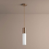 Oxygen 3-653-125 Magnum Contemporary Satin Copper LED Mini Pendant Lighting