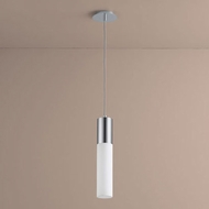 Oxygen 3-653-14 Magnum Modern Polished Chrome LED Mini Pendant Light