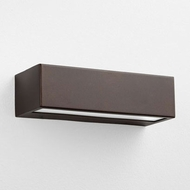 Oxygen 3-740-22 Maia Modern Oiled Bronze LED Outdoor 10 Lighting Wall Sconce