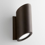 Oxygen 3-750-22 Realm Modern Oiled Bronze LED Outdoor Wall Light Sconce