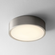 Oxygen 32-601-24 Peepers Contemporary Satin Nickel LED Flush Ceiling Light Fixture