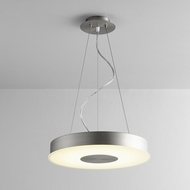 Oxygen 32-660-24 Dione Contemporary Satin Nickel LED 15 Lighting Pendant