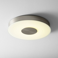 Oxygen 32-664-24 Dione Contemporary Satin Nickel LED 15  Ceiling Lighting
