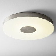 Oxygen 32-665-24 Dione Modern Satin Nickel LED 21  Ceiling Light