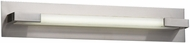 PLC 1044SNLED Polis Contemporary Satin Nickel LED 27.25  Bathroom Lighting