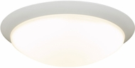 PLC 1100WH Max Contemporary White LED 13 Ceiling Lighting