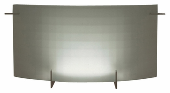 PLC 12124-PC Contempo Modern Polished Chrome 26  Bathroom Wall Sconce