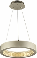PLC 14833AL Orion Aluminum LED Pendant Lighting