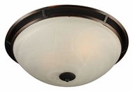 PLC 14887-ORB Compass Medium Ceiling Lamp