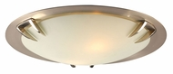PLC 14894-SN Paralline Satin Nickel Overhead Lighting - Medium