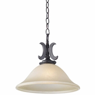 PLC 15253-ORB Lexington Oil Rubbed Bronze Pendant Lighting Fixture