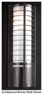 PLC 16652 Terrace Contemporary Outdoor Wall Sconce