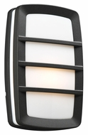 PLC 1734BZ Aston Bronze 12 Inch Tall Outdoor Wall Lighting With Fluorescent Option