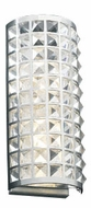 PLC 18185 Jewel Contemporary Wall Sconce - 14 inches tall