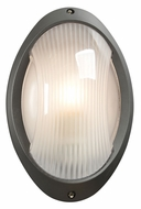 PLC 1866-BZ Alonzo Bronze 11 Inch Tall Outdoor Wall Light Sconce - Modern