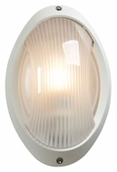 PLC 1866-WH Alonzo Outdoor White Wall Lighting