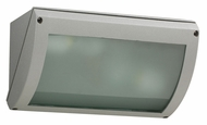 PLC 2100-SL Seto Silver Outdoor Wall Lighting Fixture