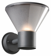 PLC 2107-BZ Nautica Bronze Contemporary Outdoor Wall Light