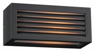 PLC 2242-BZ Madrid Bronze Outdoor Wall Lighting
