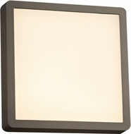 PLC 2258BZ Oliver Modern Bronze LED Exterior Wall Sconce Lighting