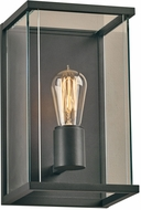 PLC 2273BZ Dreiden Contemporary Bronze Outdoor Light Sconce