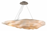 PLC 2655 Kimoto Contemporary 48 Inch Wide Island Lighting Fixture