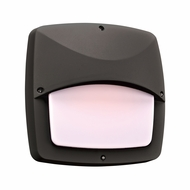 PLC 2724BZ Clarendon-II Modern Bronze Exterior Wall Light Sconce