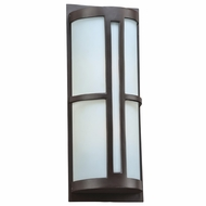 PLC 31738ORB Rox Modern Oil Rubbed Bronze Exterior Lighting Wall Sconce