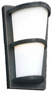PLC 31912 Allegria 13 inch Outdoor 1 Light Aluminum Wall Sconce