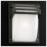 PLC 3607 Moser Modern Fluorescent Outdoor Wall Lighting