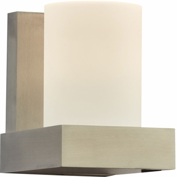 PLC 4054BA Breeze Contemporary Bronze Aluminium LED Exterior Lamp Sconce