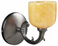 PLC 482-ORB Cuttle Oil Rubbed Bronze Halogen Wall Sconce