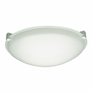 PLC 6000-WH Cloud White Fluorescent Ceiling Light Fixture