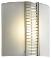 PLC 6424-SN Mohini Modern Satin Nickel Wall Lighting