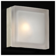 PLC 6573 Praha Small Modern Flush-Mount Ceiling/Wall Sconce