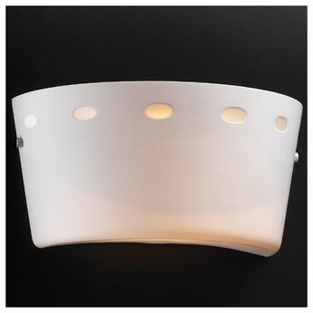 PLC 70045 Ondrian Large Contemporary Fluorescent Wall Sconce Light